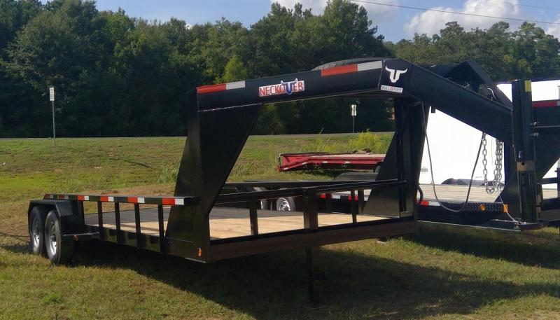 2019 Neckover Trailers GN Equipment Trailer