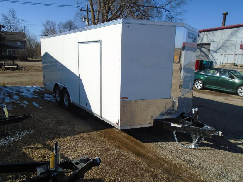 2019 Sure-Trac 8.5x20 10k Car / Racing Trailer