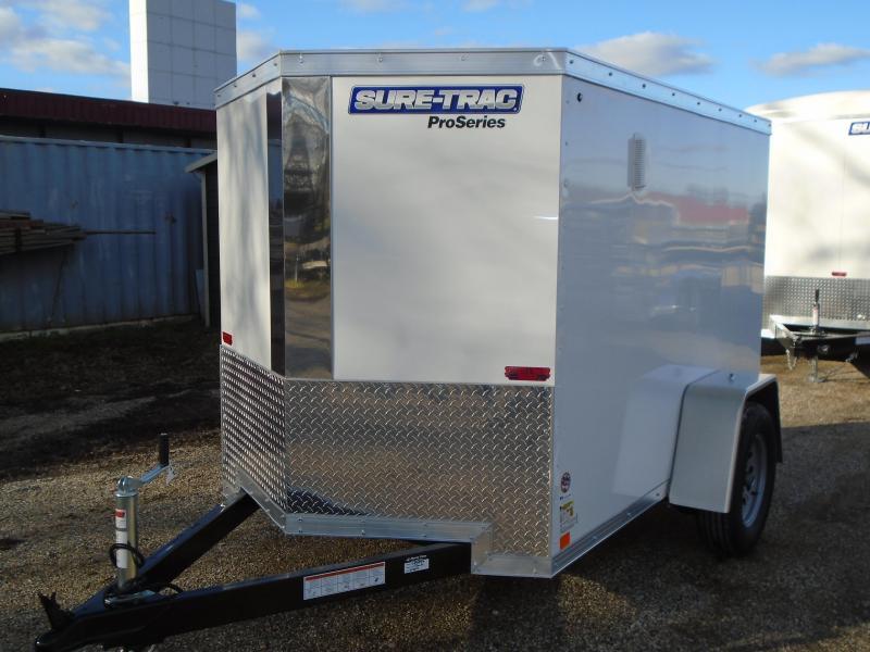 2019 Sure-Trac 5x8 Enclosed Cargo Trailer