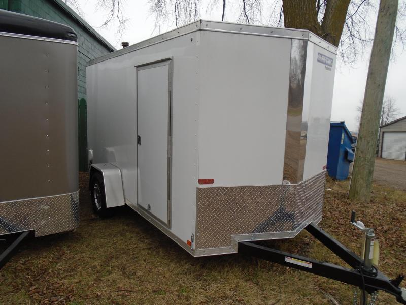 2020 Sure-Trac 6x12 SA Pro Series Enclosed Cargo Trailer