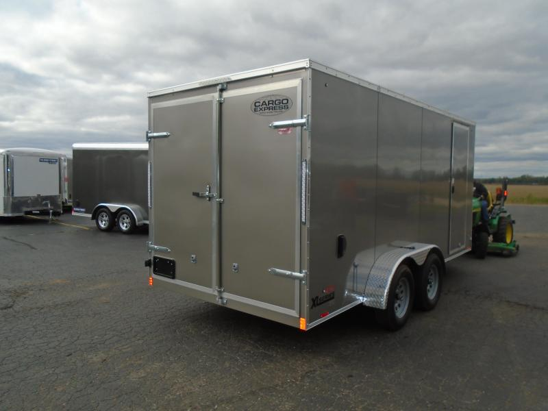 2020 Cargo Express 7x16 XL Series 7k Enclosed Cargo Trailer