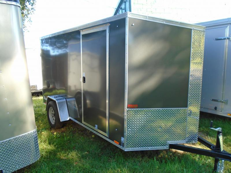 2020 Cargo Express 6x12 XL Series SA Enclosed Cargo Trailer