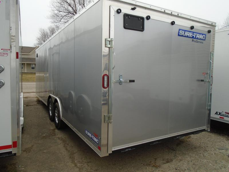 2019 Sure-Trac 8.5x24 10k enclosed Car / Racing Trailer