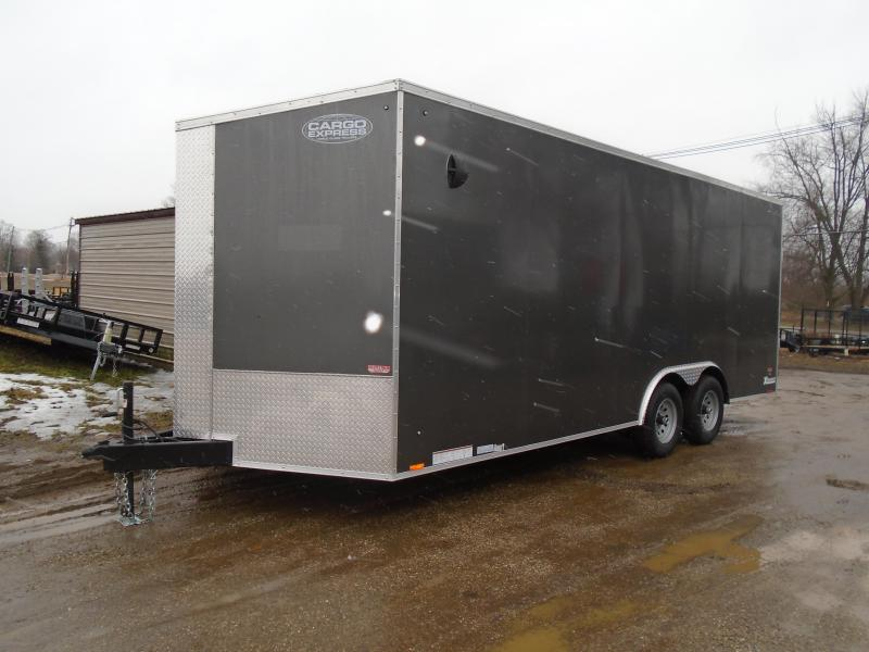 2021 Cargo Express 8.5x20 10k XL Series Car / Racing Trailer