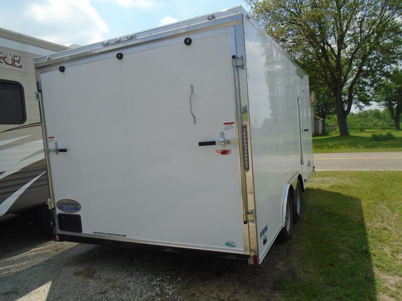 2019 Continental Cargo 8.5x16  V Series Enclosed Cargo Trailer