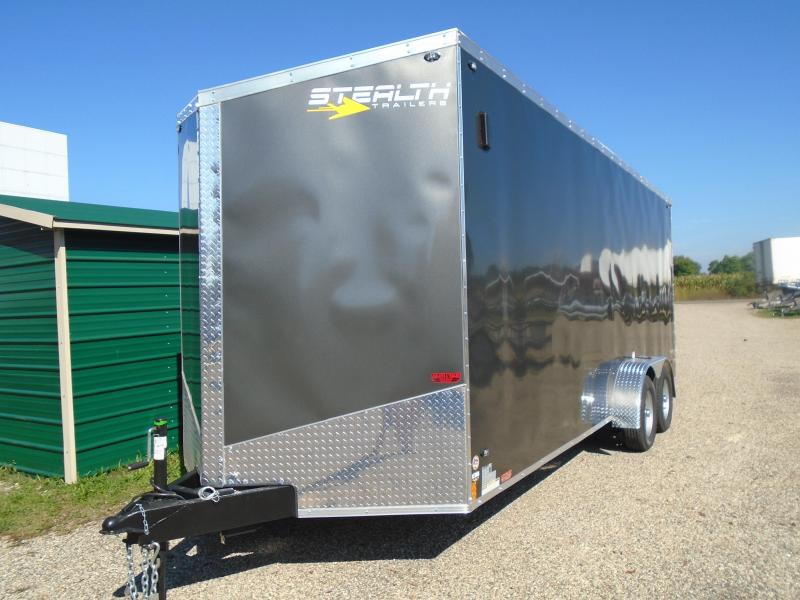 2019 Stealth Trailers 7x20 Titan Enclosed Cargo Trailer
