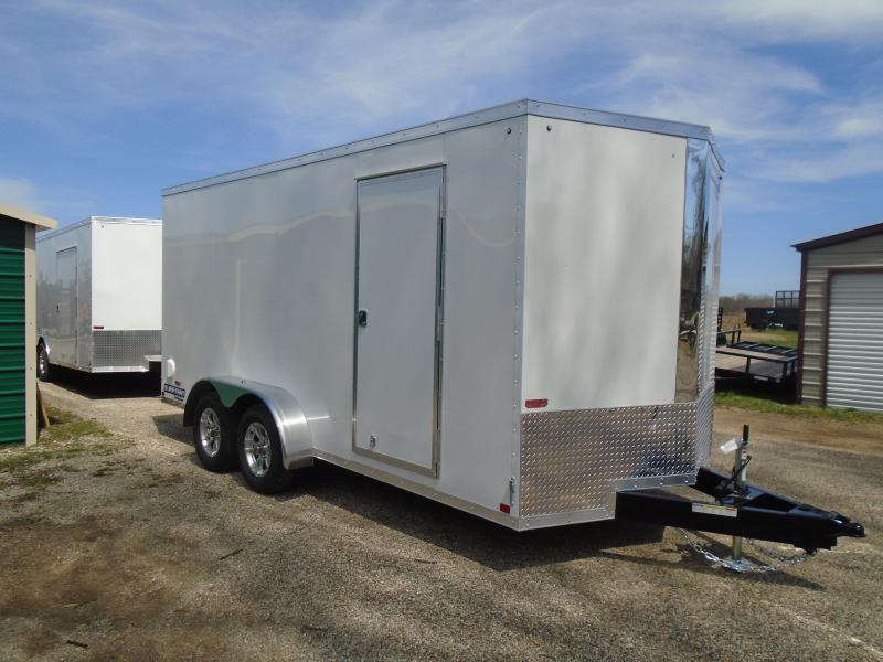 2019 Sure-Trac 7x16 7k Pro Series Enclosed Cargo Trailer