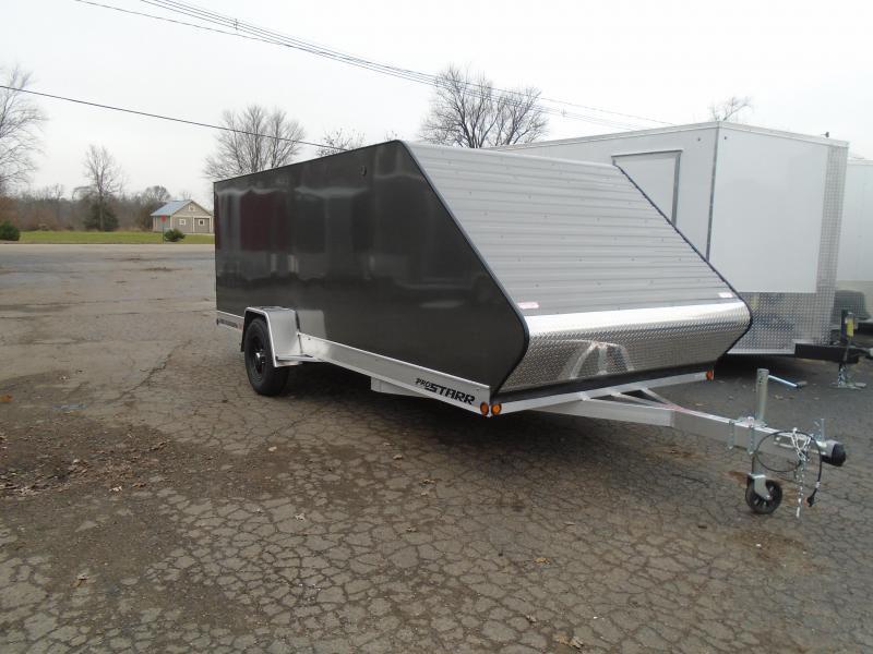 2020 Other Great Lakes Entry 8.5 x16 SA Bullit Snowmobile Trailer