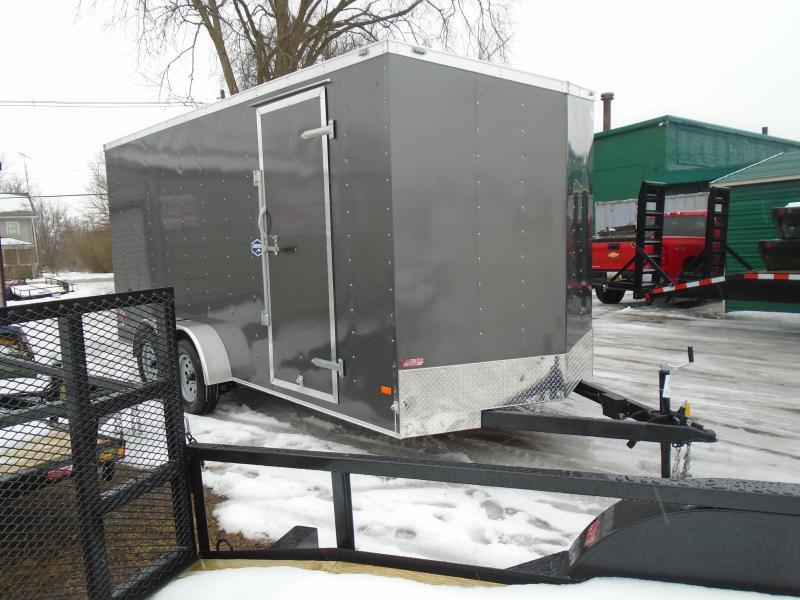 2020 American Hauler 7x16 7k Enclosed Cargo Trailer