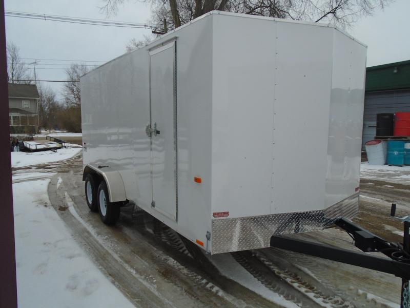 2021 Cargo Express 7x16 7k EXE Series Enclosed Cargo Trailer