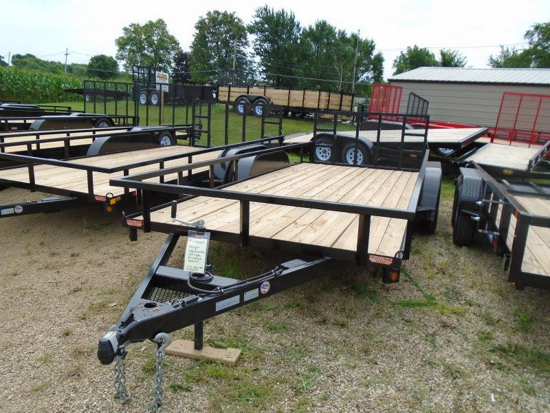 Ge 2019aluminum 7x12 Utility Trailers Trailers For Sale