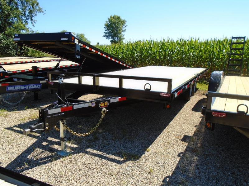 2020 GE 20' Deckover Equipment Trailer