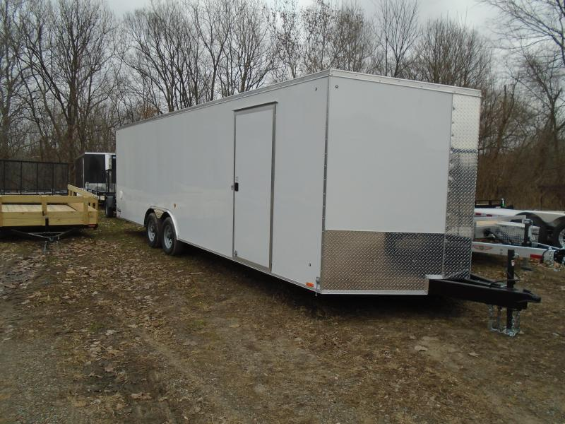 2020 Cargo Express Xlw Se 8.5 Wide Cargo 10k Cargo / Enclosed Trailer