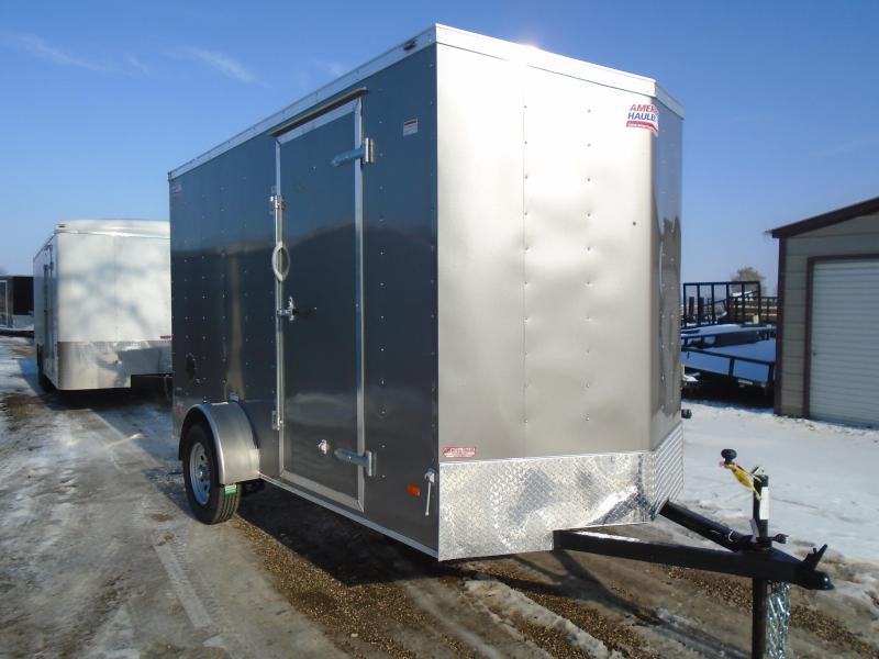 2019 American Hauler Industries 6x12 Arrow Enclosed Cargo Trailer