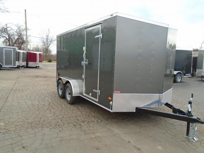 2020 American Hauler 7x14 7k Arrow Enclosed Cargo Trailer