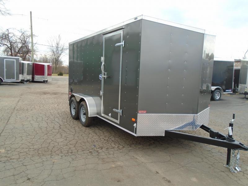 2020 American Hauler 7x14 7k Arrow Enclosed Cargo Trailer