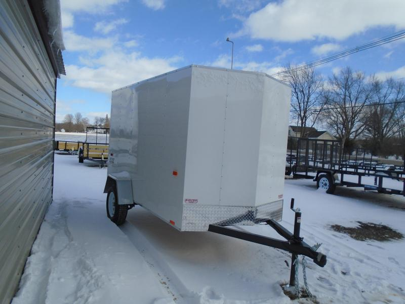 2021 Cargo Express 5x10 SA EXE Enclosed Cargo Trailer