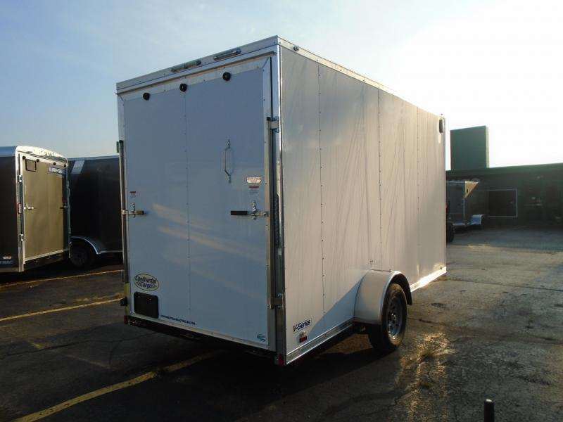 2020 Continental Cargo 6x14 SA V-Series Enclosed Cargo Trailer