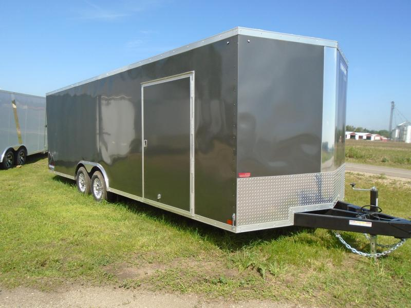 2019 Sure-Trac 8.5X24 10K Pro Series Car / Racing Trailer
