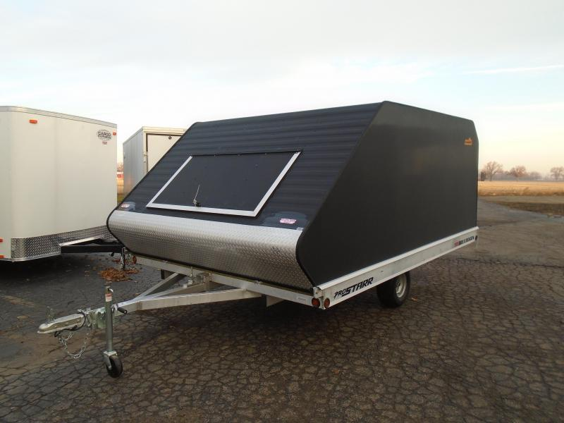2020 Other 8.5x12 Pro Starr Tilt SA Snowmobile Trailer