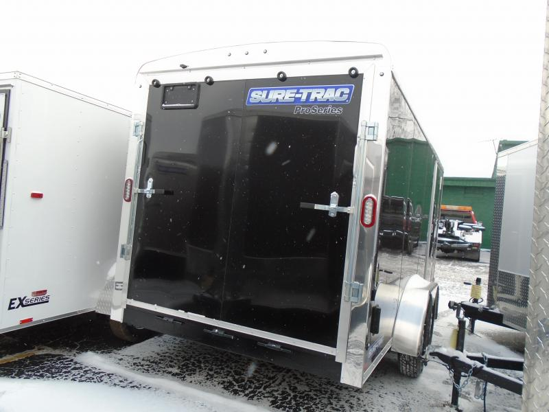 2020 Sure-Trac 7 x 16 Pro Series RT Cargo TA 7K