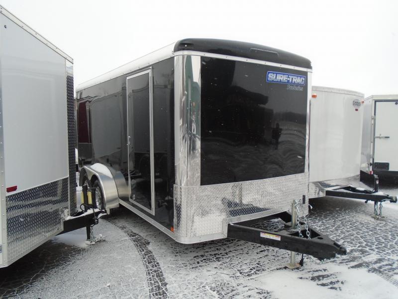 2020 Sure-Trac 7 x 16 Pro Series RT Cargo TA 7K