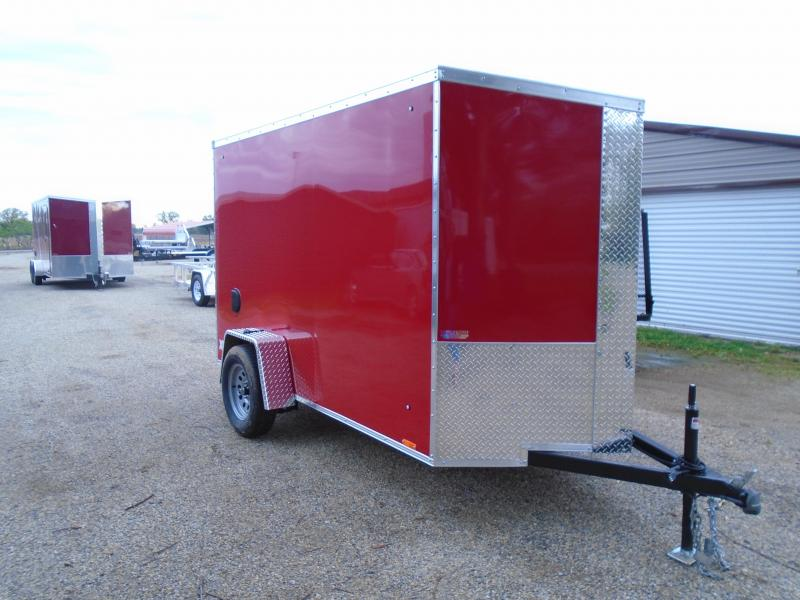 2019 Cargo Express Xl Se 5 Wide Single Cargo Cargo / Enclosed Trailer