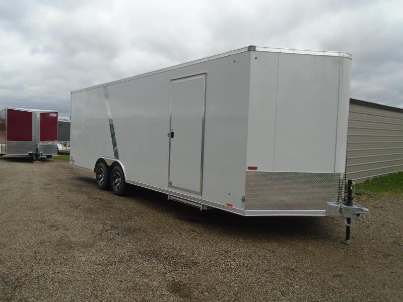 2020 Cargo Express 8.5x24 10k AX Series Car / Racing Trailer