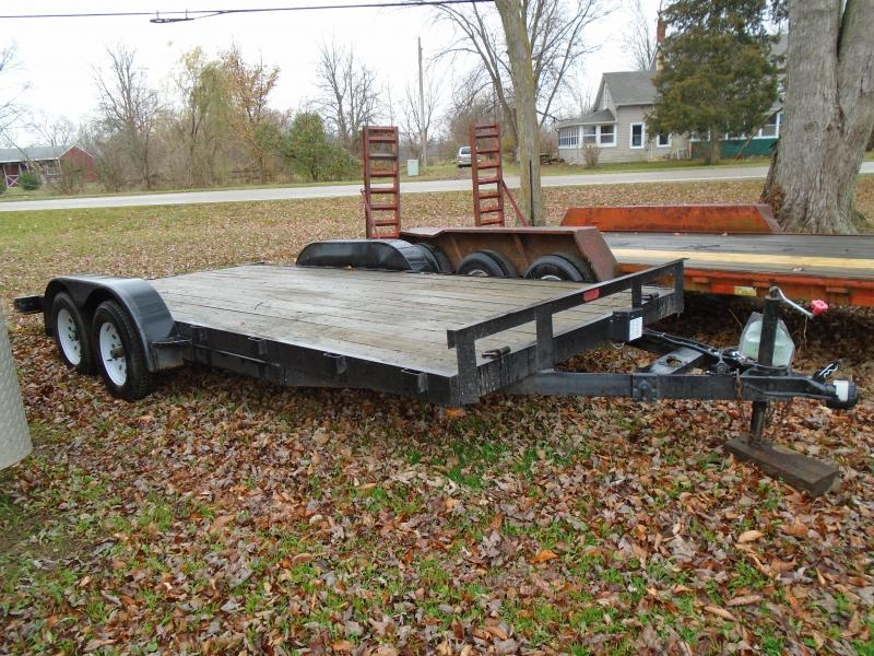 Rental 18' Car / Racing Trailer
