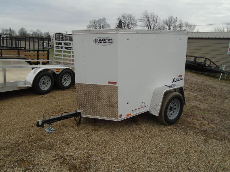 2020 Cargo Express 4x6 SA XL Series Enclosed Cargo Trailer