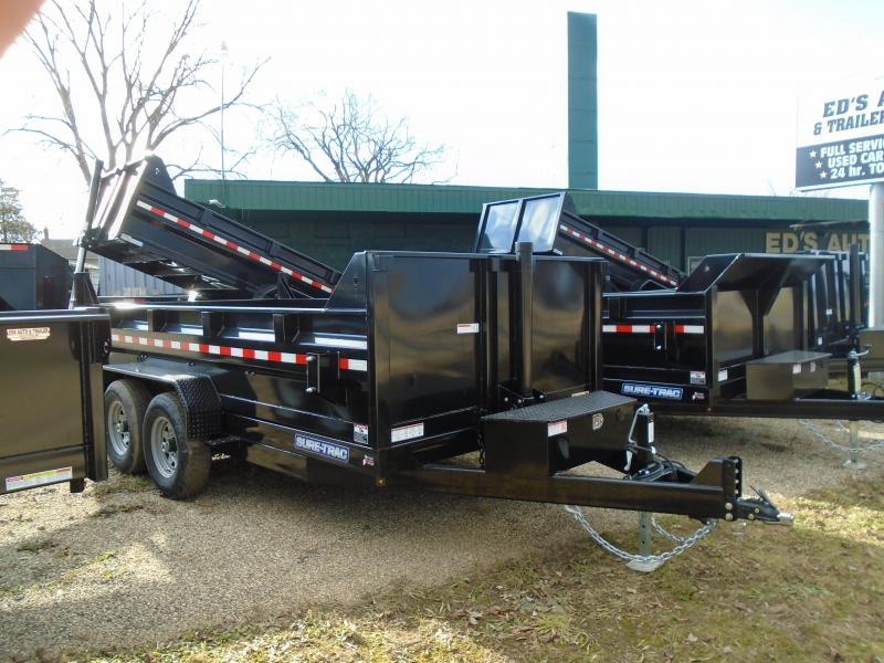 2020 Sure-Trac dump trailers in stock! Starting at $2195!
