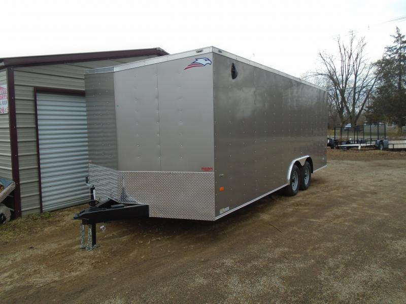 2020 American Hauler 8.5x20 7k Arrow Car / Racing Trailer