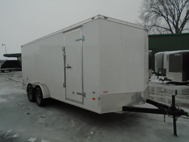 2020 American Hauler 7x18 7k Arrow Enclosed Cargo Trailer