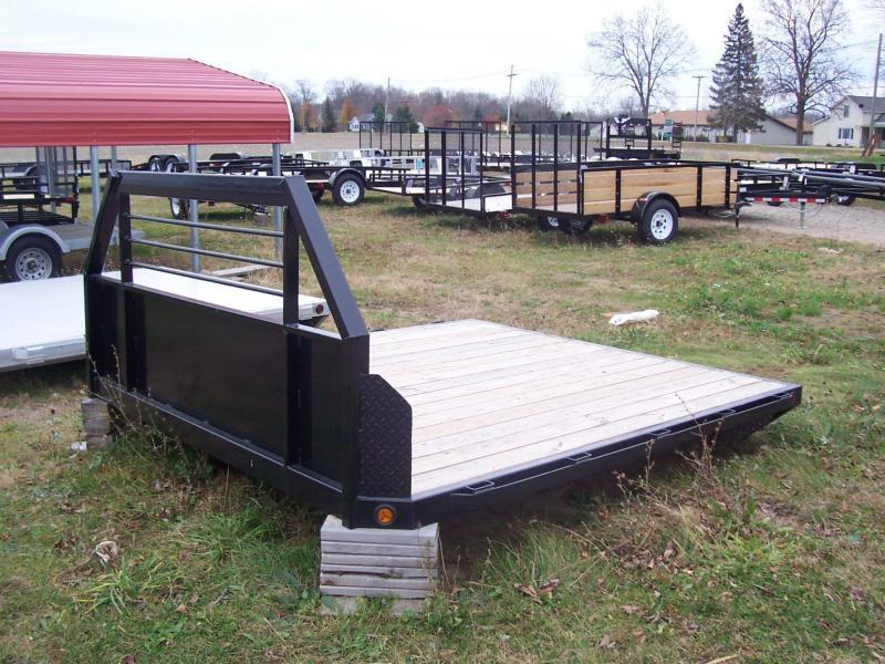GE Steel Truck Bed