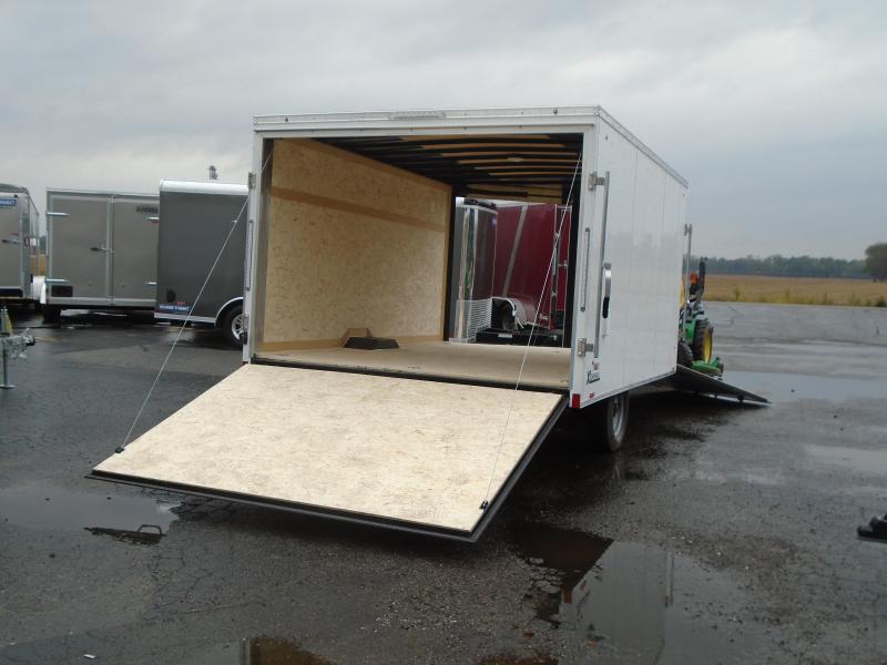 2020 Cargo Express 8.5x12 Denali Snowmobile Trailer