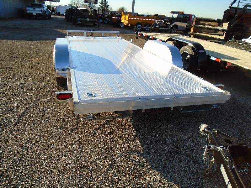 2020 GE All Aluminum 20' Autotransport Car / Racing Trailer