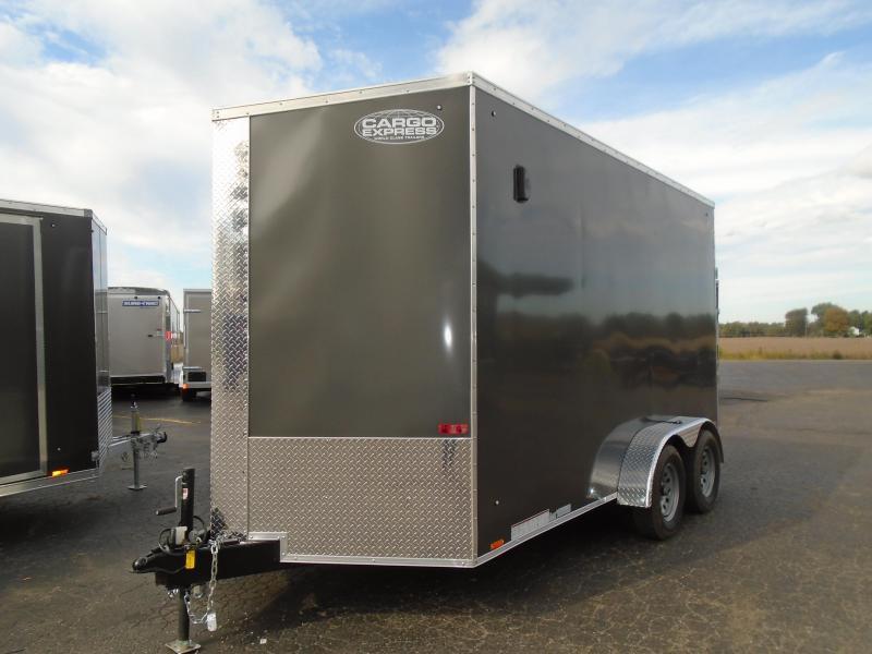 2020 Cargo Express 7x14 7k XL Series Enclosed Cargo Trailer