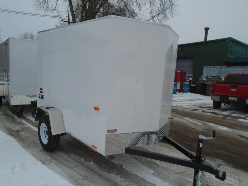 2021 Cargo Express 5x8 SA EXE Series Enclosed Cargo Trailer