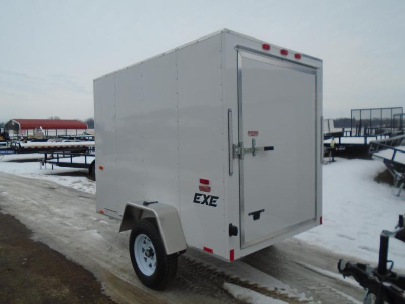 2021 Cargo Express 5x8 SA EXE Series Enclosed Cargo Trailer