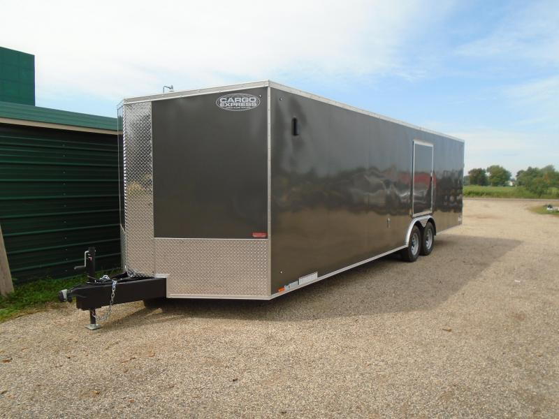 2020 Cargo Express 8.5x28 10k Car / Racing Trailer