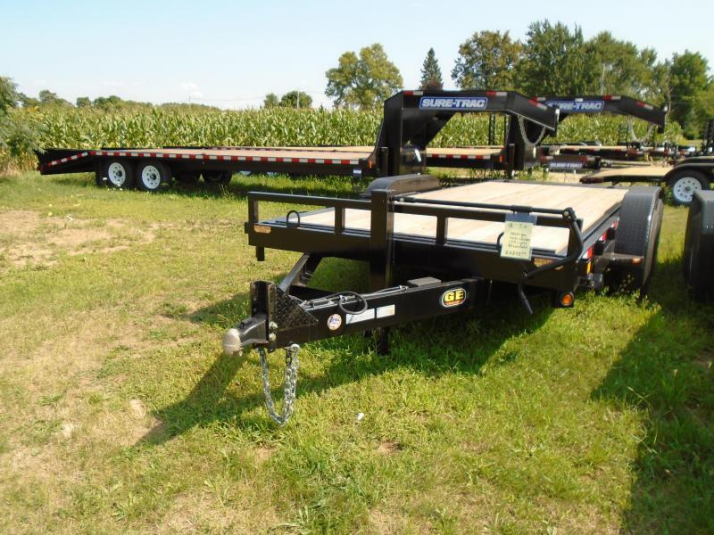 2020 GE 18 Tilt 14k Equipment Trailer