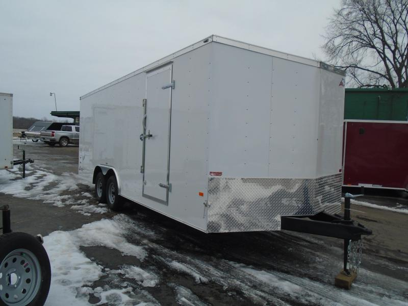 2020 American Hauler 8.5 x 20 7k Arrow Car / Racing Trailer