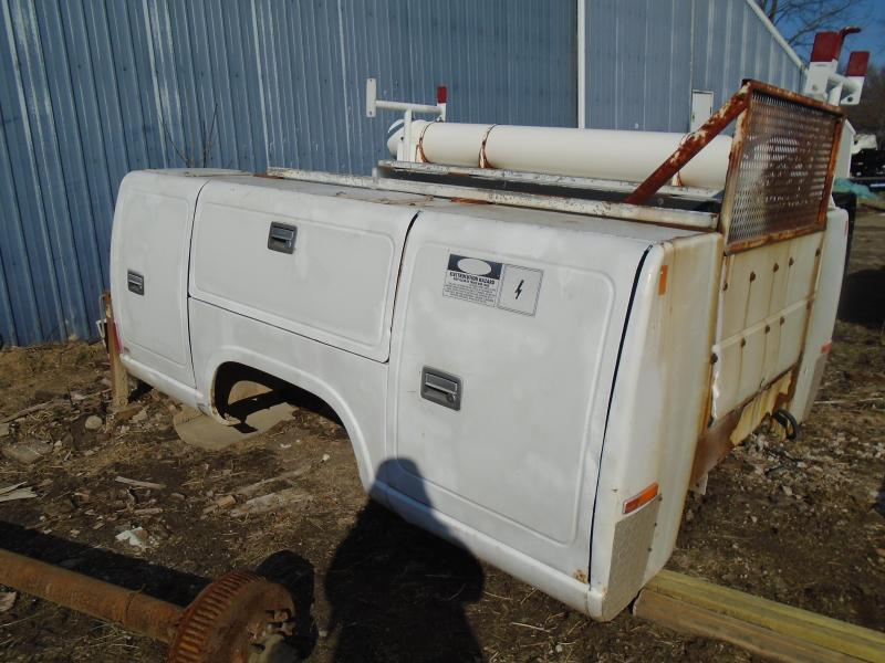 2014 Other used contractors box Attachment