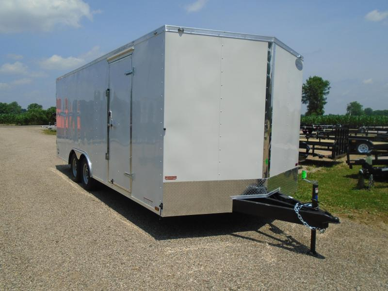 2019 Continental Cargo V Series 8.5x20 Enclosed Cargo Trailer