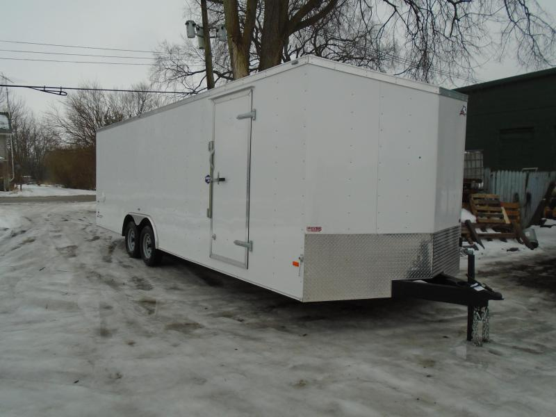 2020 American Hauler 8.5X24 7K Arrow Car / Racing Trailer