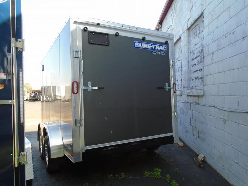2019 Sure-Trac 7x12 7K Enclosed Cargo Trailer