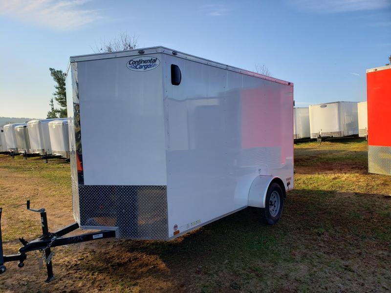 2020 Continental Cargo VHW612SA Enclosed Cargo Trailer