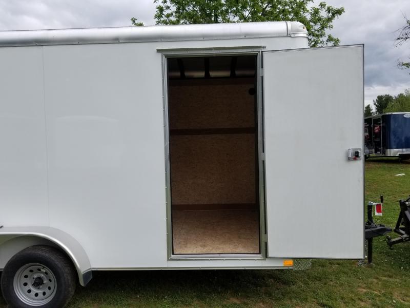 2020 Haulmark TS716T2 Enclosed Cargo Trailer