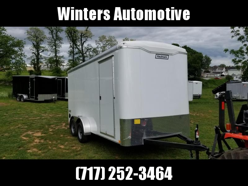 2020 Haulmark TS716T2 Enclosed Cargo Trailer