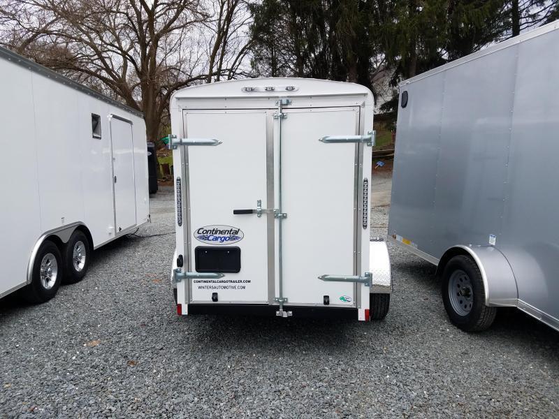 2020 Continental Cargo TW58SA Enclosed Cargo Trailer